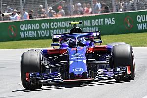 Formule 1 Réactions Gasly contraint de revenir à l'ancien moteur Honda