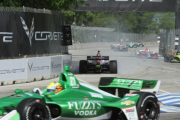 Pigot says Ferrucci showed lack of respect on IndyCar debut
