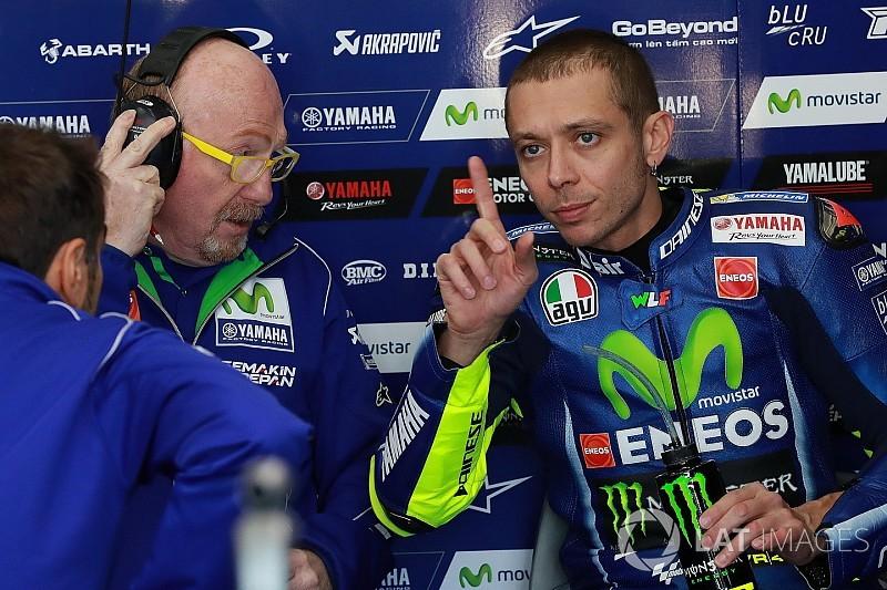 Rossi perkirakan balapan Valencia yang sulit