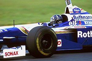 """Egy """"arrogáns alak"""" miatt nem hosszabbított Damon Hill a Williamsszel a világbajnoki címe után"""