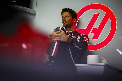 """Consistency """"the magic word"""" for Grosjean's future at Haas"""