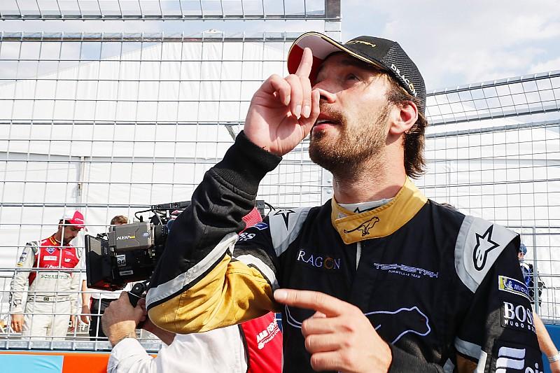 """Jean-Eric Vergne: """"Der Titel ist für Jules Bianchi!"""""""