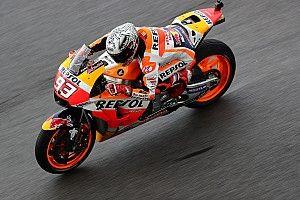 Malezya MotoGP 4. antrenman: Marquez lider!