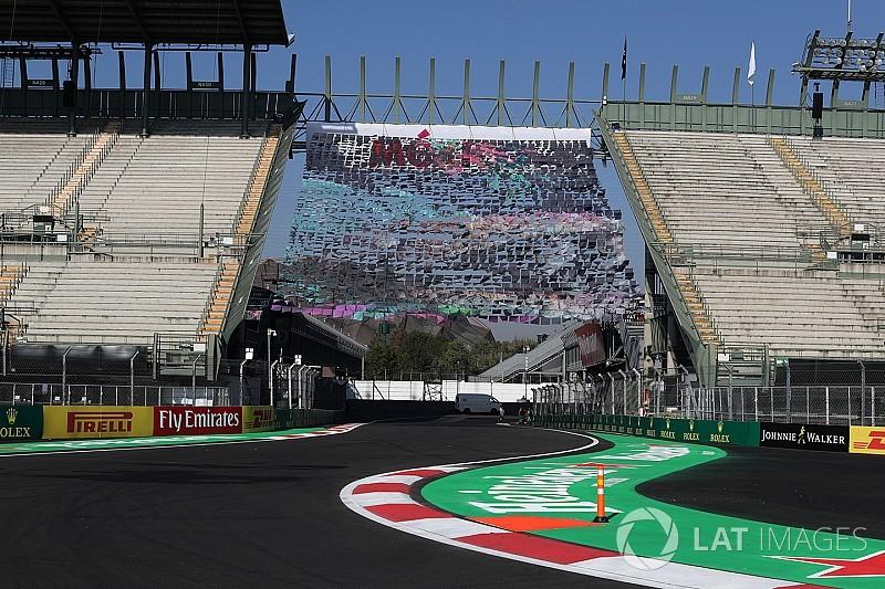 Гран При Мексики: этап Ф1 пройдет без дождя впервые с июля