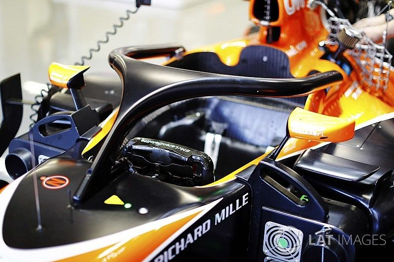 McLaren cree que hay potencial para explotar en el Halo