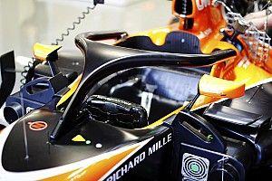 ¡La F1 quiere añadir una pantalla digital en el Halo!