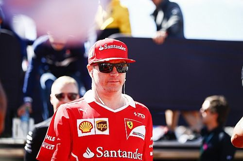 """Räikkönen: """"L'auto andava forte, ma ho corso al risparmio"""""""