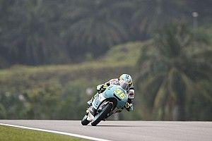 Moto3 Malaysia: Joan Mir akhirnya pole position
