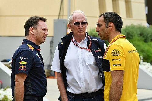 Renault beschuldigt Red Bull: Sie manipulieren die Daten!