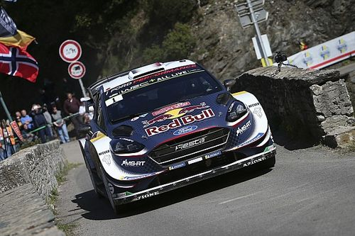 Ogier trionfa anche al Tour de Corse. Tanak chiude secondo