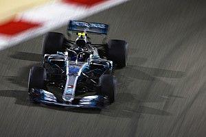 GP Bahrain: la Mercedes W09 svetta solo nei giri veloci