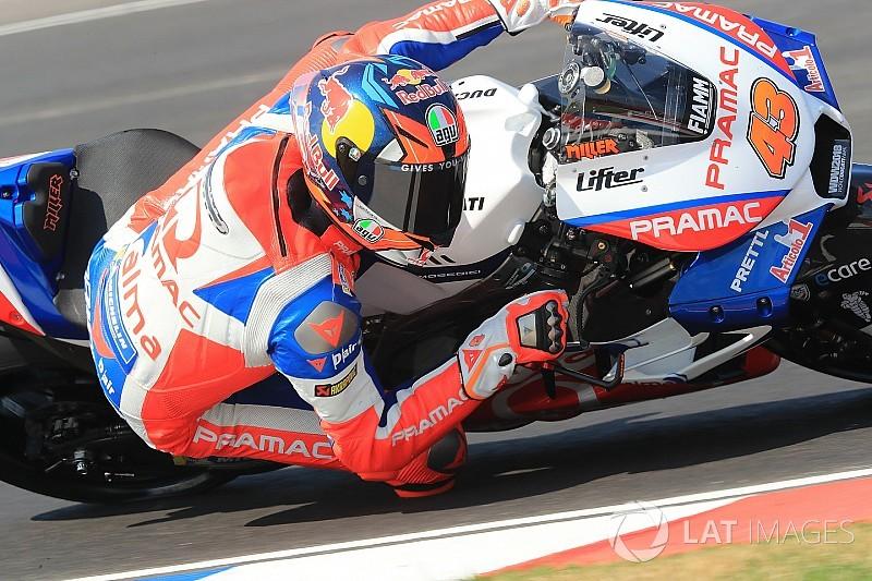 """Miller próbálta """"kontrollálni az érzelmeit"""" az Argentin GP rajtjánál"""
