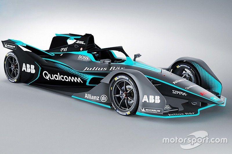 La Fórmula E presenta su nuevo y futurista monoplaza