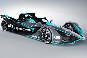 الكشف عن الجيل الثاني من سيارات الفورمولا إي