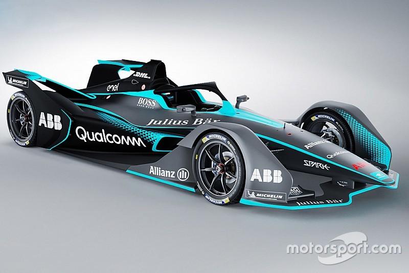 Yeni nesil Formula E aracı ortaya çıktı!