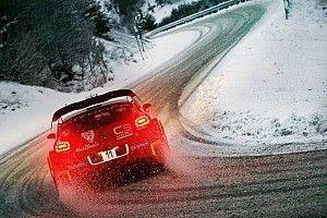 Les plus belles photos du Rallye Monte-Carlo 2018