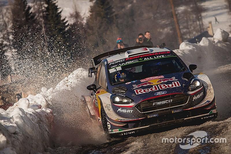 WRC開幕戦:オジェ、モンテカルロ5年連続優勝。トヨタ勢2-3位