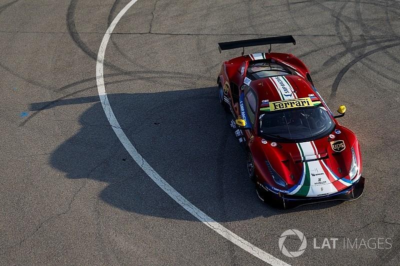 GALERI: Ferrari tampilkan 488 GTE spek 2018