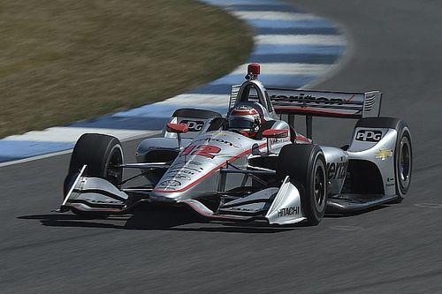 Power fue el más veloz en el test del circuito de Indianápolis