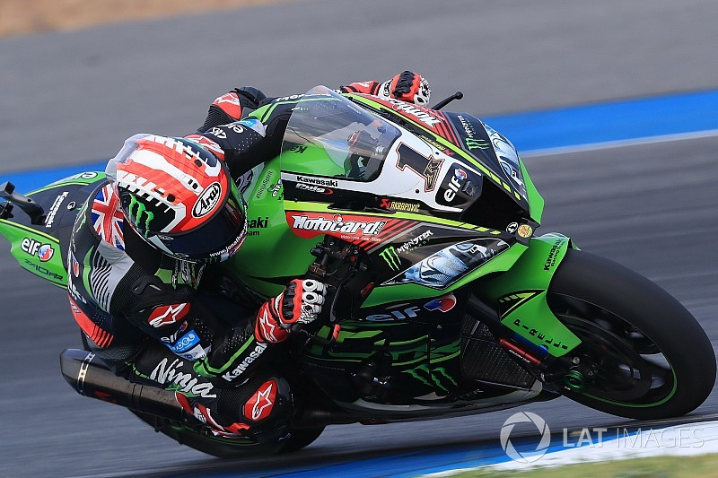Buriram WSBK: Rea cruises to first win of the season