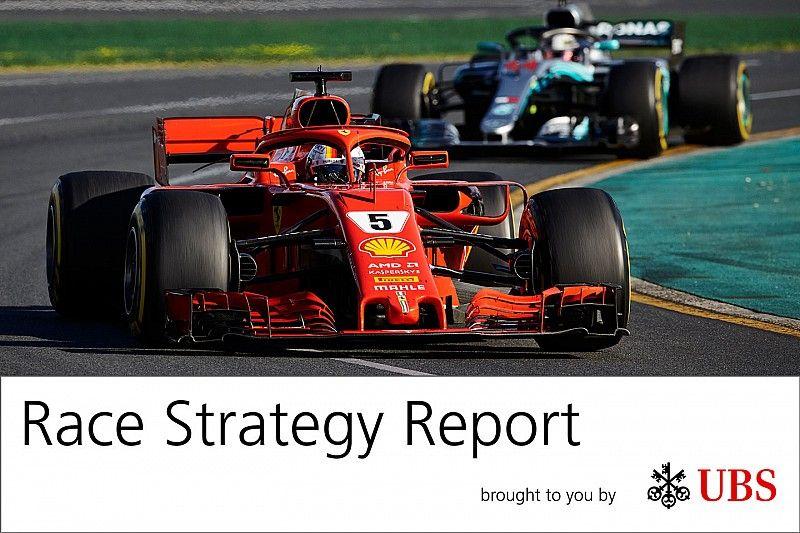 Análisis: cómo perdió Hamilton el GP de Australia ante Vettel