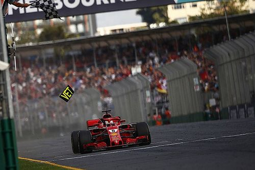 Первая гонка сезона Ф1. Лучшие фотографии из Мельбурна