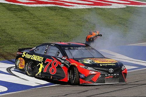 Furniture Row owner Barney Visser welcomes that winning feeling