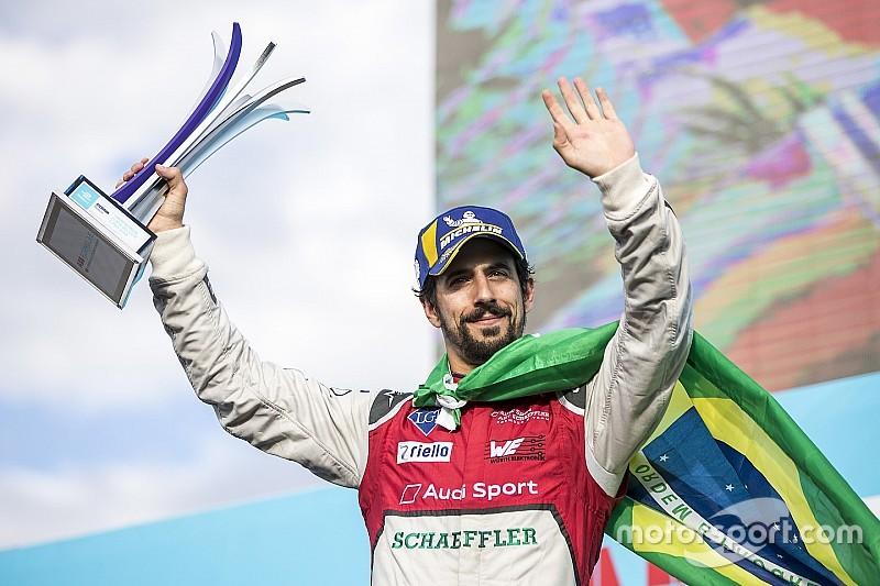 Ди Грасси и Кастроневес представят Бразилию в Гонке чемпионов