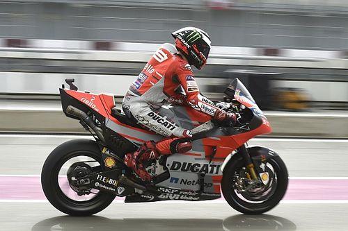 Suzuki решила переманить Лоренсо из Ducati