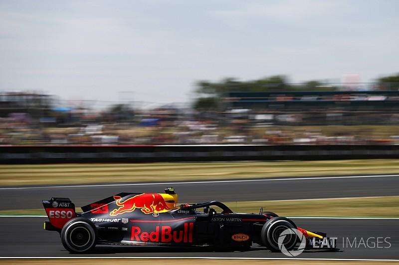 """Verstappen : """"On perd plus d'une seconde en ligne droite"""""""