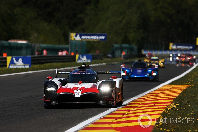 "Lotterer: Privateers being unable to race Toyota is ""sad"""