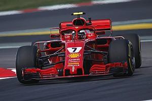 Formule 1 Actualités Ferrari remplace le moteur de Räikkönen