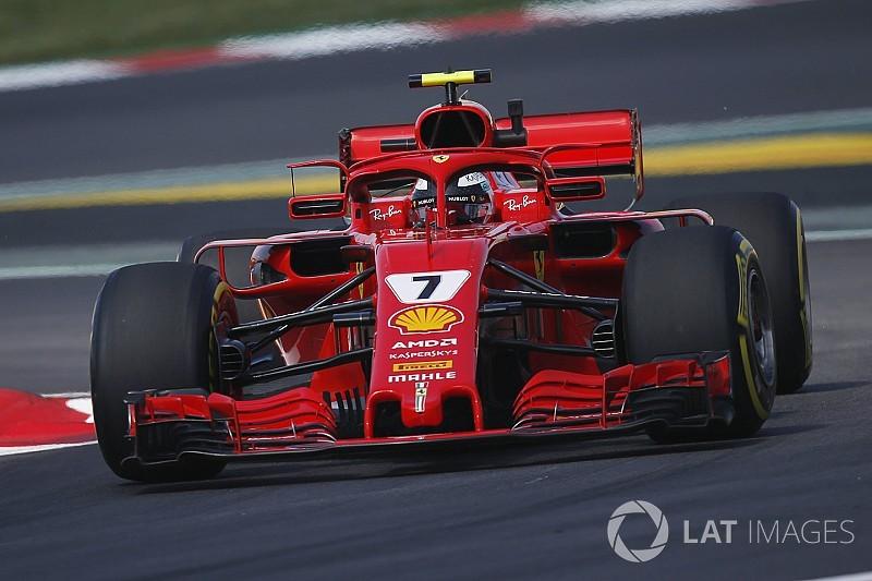 Ferrari, Raikkonen'in motorunu değiştiriyor!