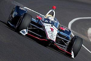 В IndyCar протестировали обновленную систему «аэроскрин»