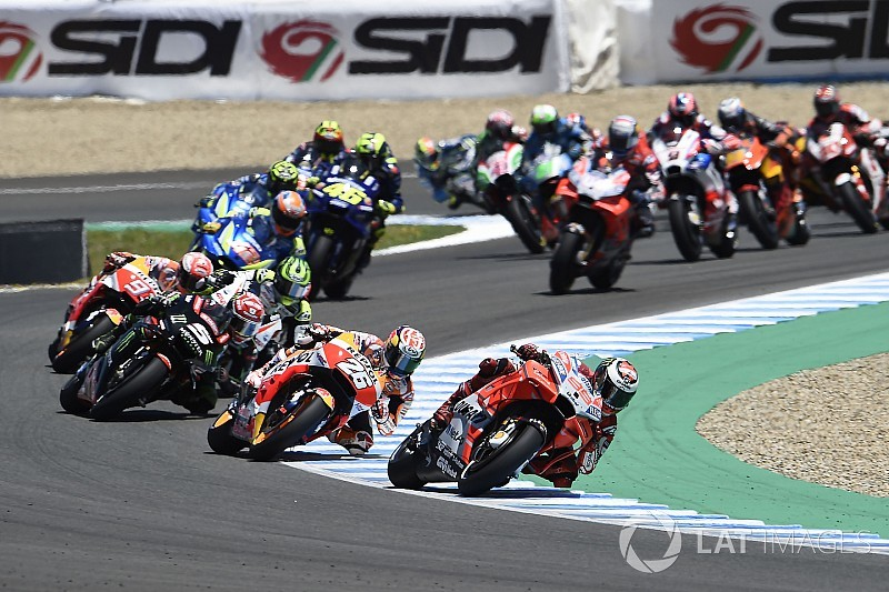 MotoGP 2018: ecco gli orari TV di Sky e TV8 del GP di Francia