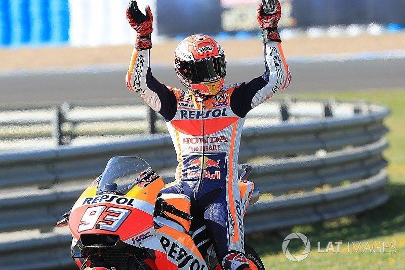 Course - Márquez survole; Pedrosa et les Ducati se percutent!