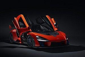 McLaren luncurkan hypercar bernama Senna