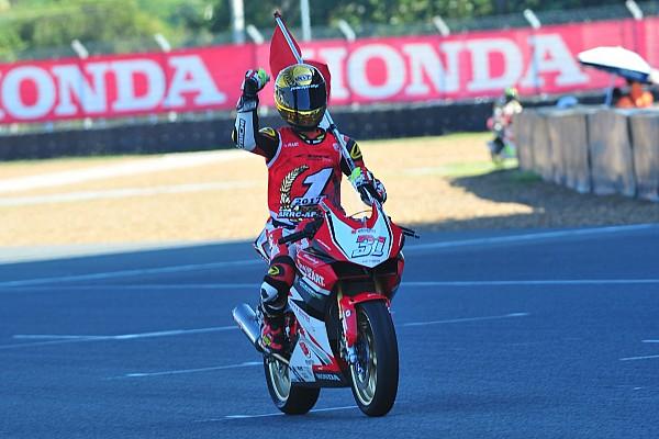 CEV Reactions Debut CEV Moto3-Rookies Cup, Gerry ingin maksimal