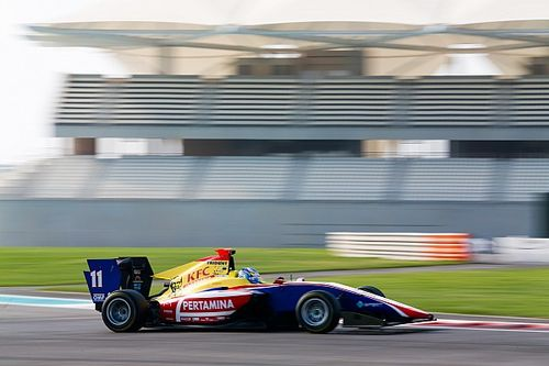 Trident retains Tveter for second GP3 campaign