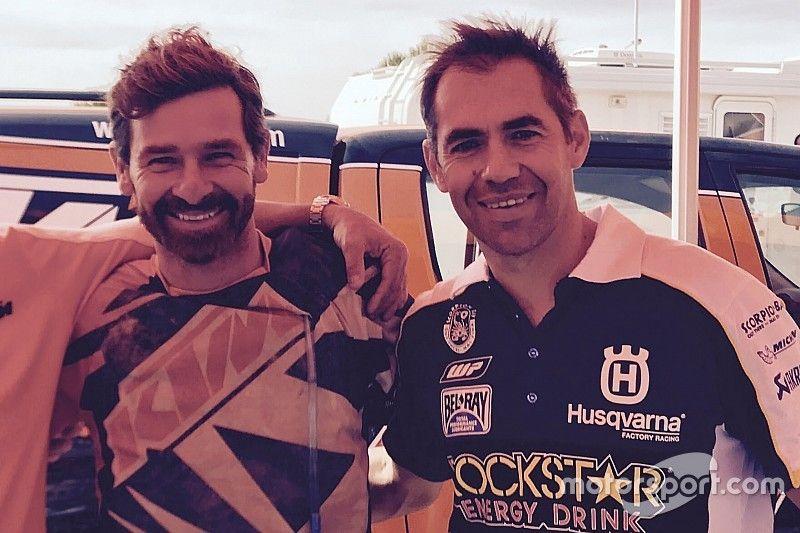 Portugese voetbalcoach Villas-Boas debuteert in Dakar Rally
