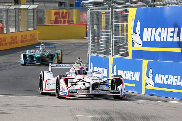Neel Jani in der Dragon-Falle: