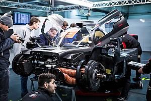 WEC Actualités Le proto LMP1 de DragonSpeed bientôt baptisé