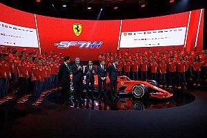 """""""2019 Ferrari, kural değişikliğine rağmen SF71H'den daha hızlı"""""""