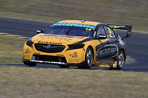 Slade fastest after rapid end to Supercars test