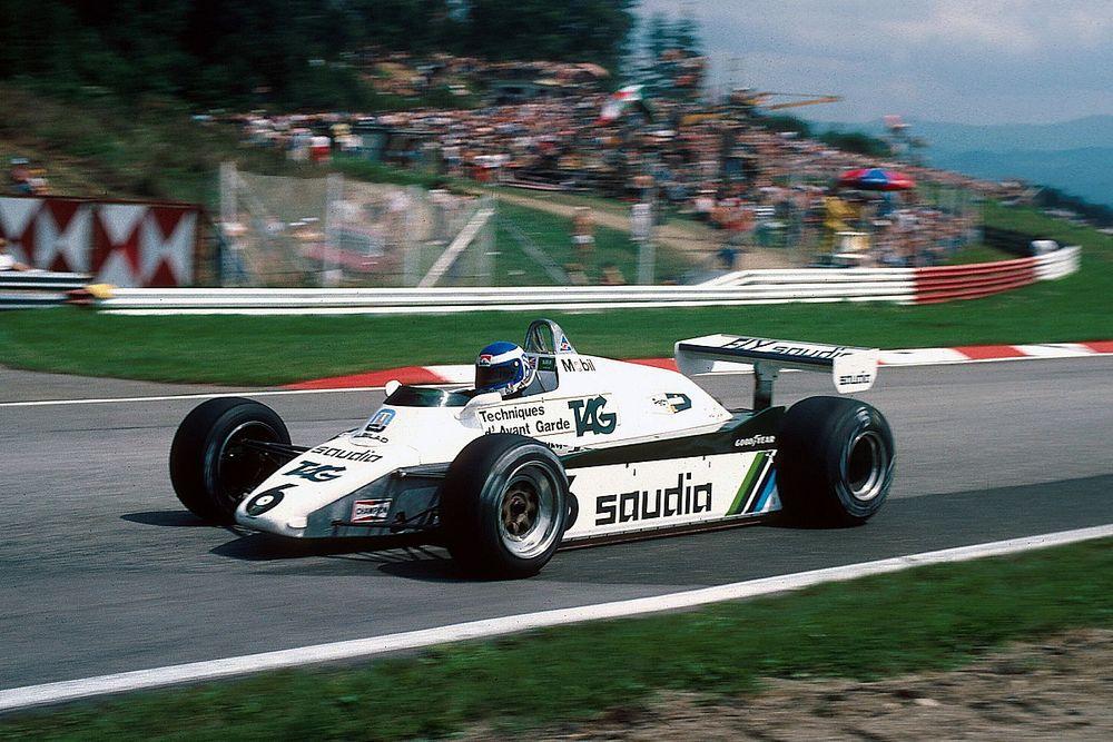 Képgaléria: a Williams eddigi összes F1-es festése