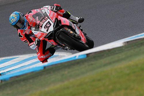 Phillip Island SBK: Ducati Kawasaki'yi ezdi, Toprak puanla başladı!