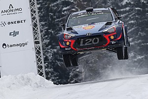 WRC Отчет о секции Невилль выиграл Ралли Швеция