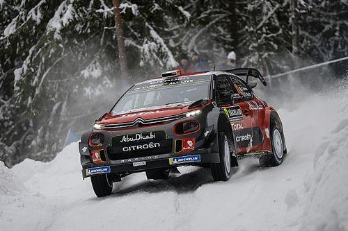 رالي السويد: فريق أبوظبي العالمي يقدم أداءً تنافسياً بالرغم من المسارات الثلجية الصعبة