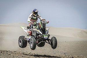 Quads & SxS - Casale et Varela en tête
