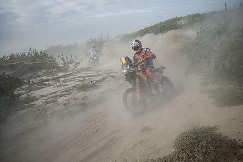 Dakar 2018: bukott, így kiesett a motorosok címvédője